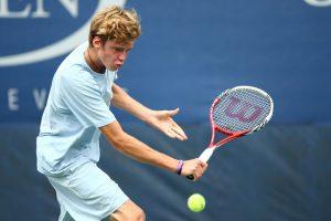 ATP Winston Salem Open: Chung v Rublev, 11pm 1