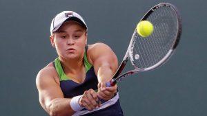 WTA Wuhan Open, Final: Barty v Garcia, 12:30 1
