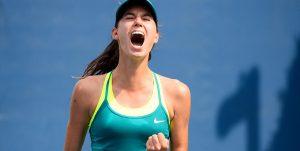 WTA Quebec, 2nd round: Dolehide v Dodin, 10pm 1