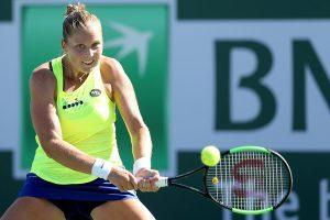 WTA Toray Pan Pacific, Tokyo: Ozaki v Rogers, 9am 3