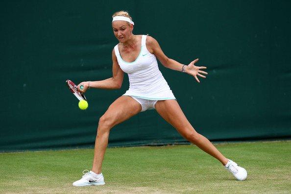 WTA US Open, 3rd round: Sevastova v Vekic, 9:30pm 1