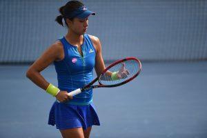 WTA Tokyo, 2nd round: Wang v Nara, 4:30am 1