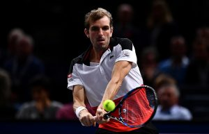 ATP Paris Masters, First round: Benneteau v Shapovalov, 8pm 1