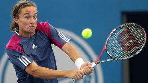 ATP Shenzhen Open, Final: Dolgopolov v Goffin, 10:30 3