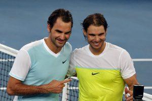 ATP Shanghai Masters, Final: Nadal v Federer, 9:30am 1