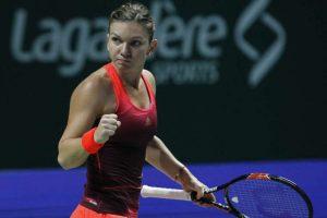 WTA Beijing, Final: Garcia v Halep, 9:30am 1