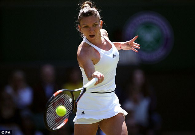 WTA Finals, Singapore, Round Robin: Halep v Svitolina, 12:30 3