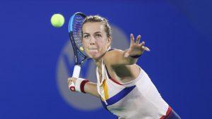 WTA Elite Trophy, Zhuhai: Pavlyuchenkova v Kerber, 11am 1