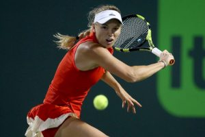 WTA Finals, Singapore, The Final: Wozniacki v Williams, 11:30 1