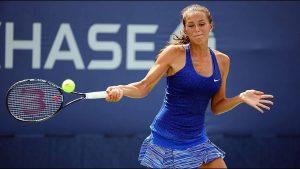 WTA Linz Open, Second round: Vikhlyantseva v Cirstea, 7pm 1