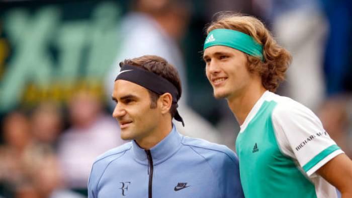 ATP World Tour Finals: Federer v Zverev, 8pm 1