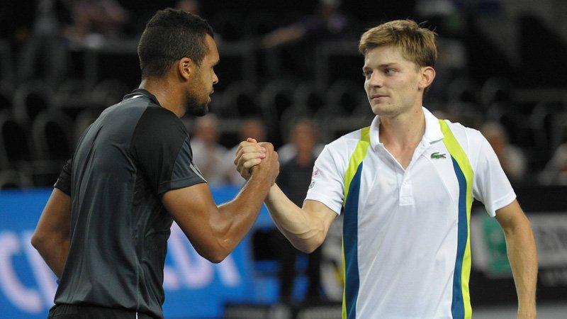 Davis Cup Final: Reverse Singles 1