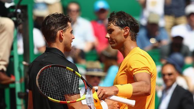 Thiem and Nadal