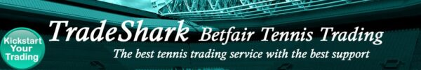 Betfair Tennis Trading header