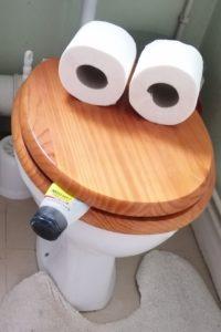 Mr Toilet